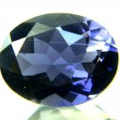 Iolite - Deep Purple 2.28 cts 11851