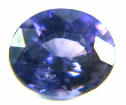 Violet Sapphire Color Change 0.61 cts 12247