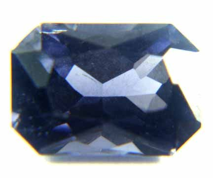 Spinel Deep Blue 1.91 cts 12272