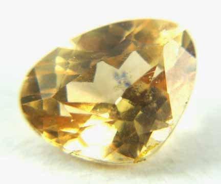 Hessonite Garnet 2.60 cts 12297