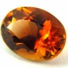 Tourmaline - Orange Red 2.36 cts 12112