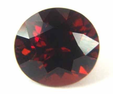 Garnet Chilli Red 3.93 cts 12466