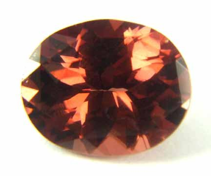 Garnet Deep Pink 2.58 cts 12468