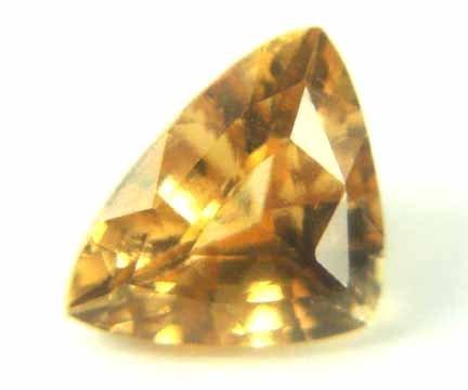 Hessonite Garnet  Light Orange 1.94 cts 12470