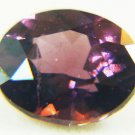 Spinel Purple 1.27 Cts 13341