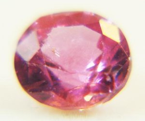 Pink Sapphire  0.61 Cts 13362