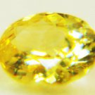 Yellow Sapphire  0.36 Cts 13360