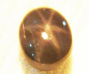 Spinel 6 Ray Star  2.30 cts 13419