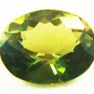 Green Tourmaline 3.29 cts 13525