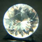 White Sapphire 4.5mm 0.39 cts 13535