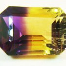 Ametrine Deep Purple & Yellow 34.72 cts 13565