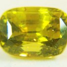 Chrysoberyl Yellow Green 3.41 cts 13566