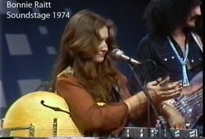 Bonnie Raitt Soundstage 1974