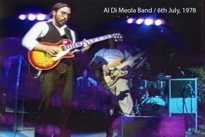 Al DiMeola Live DVD
