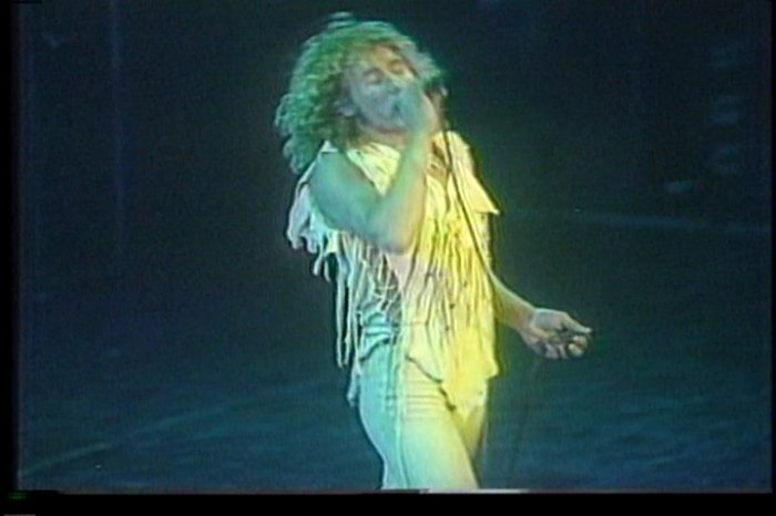 The Who Live At The Houston Summit, 75/11/20 DVD