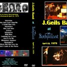 J. Geils Band 1979 Live DVD