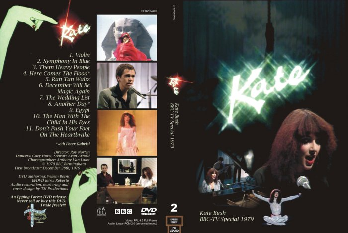 Kate Bush Xmas Special 1979