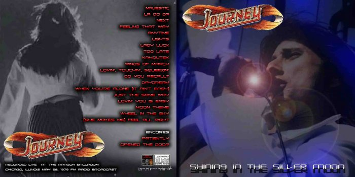 Journey  CD SET