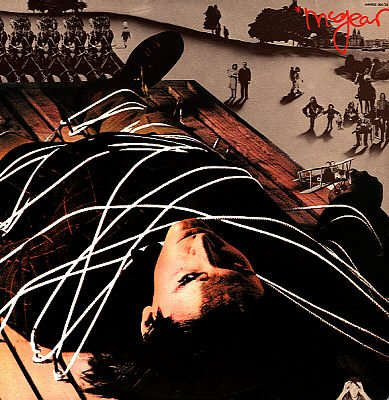 Beatles Related Mike McGear-Mcgear