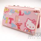 Nintendo DS Lite VINYL SKIN hello kitty NDSL 10