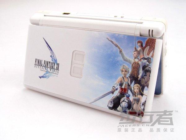 Nintendo DS Lite VINYL SKIN final fantasy NDSL 02