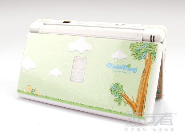 Nintendo DS Lite VINYL SKIN wish wing bear NDSL 11