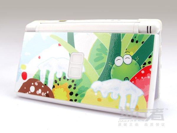 Nintendo DS Lite VINYL SKIN frog NDSL 13