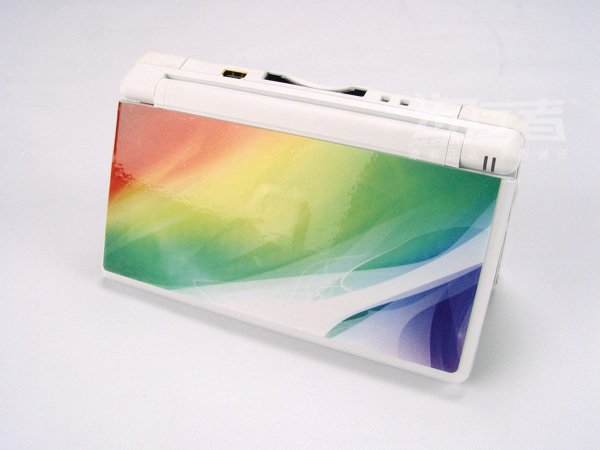 Nintendo DS Lite VINYL SKIN color design NDSL 18