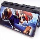 Nintendo DS Lite VINYL SKIN Super Mario Galaxy NDSL 21