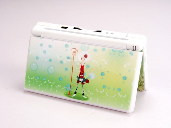 Nintendo DS Lite VINYL SKIN sheep girl NDSL 22