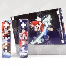 Nintendo Wii VINYL SKIN Super MARIO Galaxy 02
