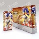 Nintendo Wii VINYL SKIN Sonic 03