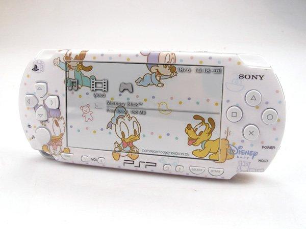 VINYL SKIN for Sony regular PSP Disney 2Sets 12