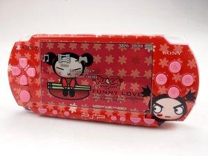 VINYL SKIN for Sony regular PSP Pucca Funny Love 2Sets 13