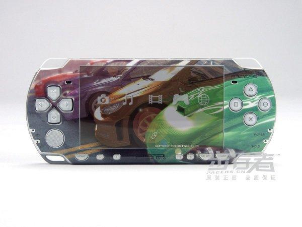 VINYL SKIN for Sony new PSP 2000 Need For Speed 12