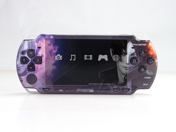 VINYL SKIN for Sony new PSP 2000 King of Fighter 23