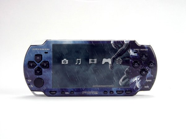 VINYL SKIN for Sony new PSP 2000 Spiderman 28