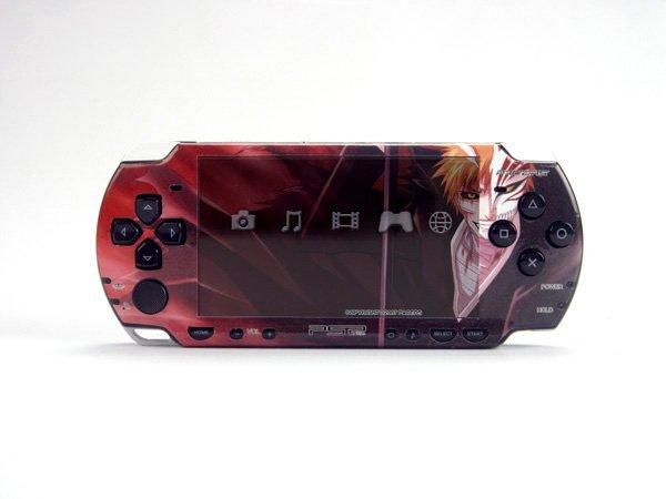 VINYL SKIN for Sony new PSP 2000 Bleach 30