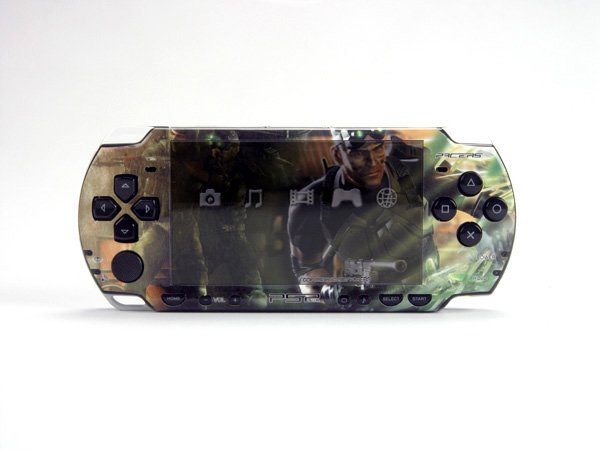 VINYL SKIN for Sony new PSP 2000 32