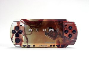 VINYL SKIN for Sony new PSP 2000 33