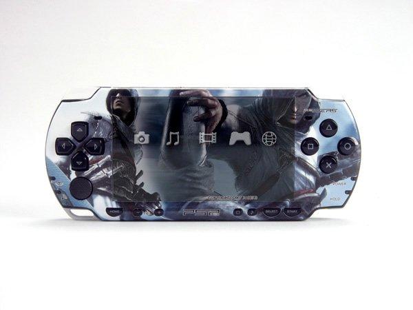 VINYL SKIN for Sony new PSP 2000 34