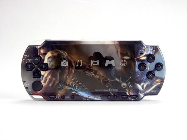 VINYL SKIN for Sony new PSP 2000 Prince of Persia 37