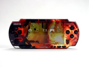 VINYL SKIN for Sony new PSP 2000 Metal Gear Solid 38