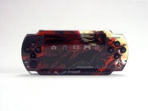 VINYL SKIN for Sony new PSP 2000 Final Fantasy 47