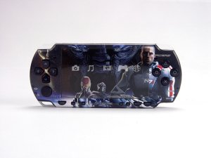 VINYL SKIN for Sony new PSP 2000 50
