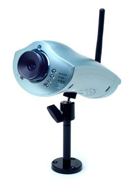Wireless Network IP Webcam / IP Security Remote Camera - CIC-901W