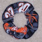 Tony Stewart Home Depot Racing Fabric Hair Scrunchie Scrunchies NASCAR