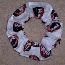FSU Florida State Seminoles College Fabric Hair Scrunchie Scrunchies NCAA