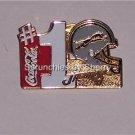 Jacksonville Jaguars Coca Cola  #1 Hat Lapel Pin NFL