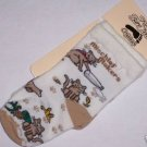 Mischief Makers Kitty Cats Toddlers Socks 4-6 NWT